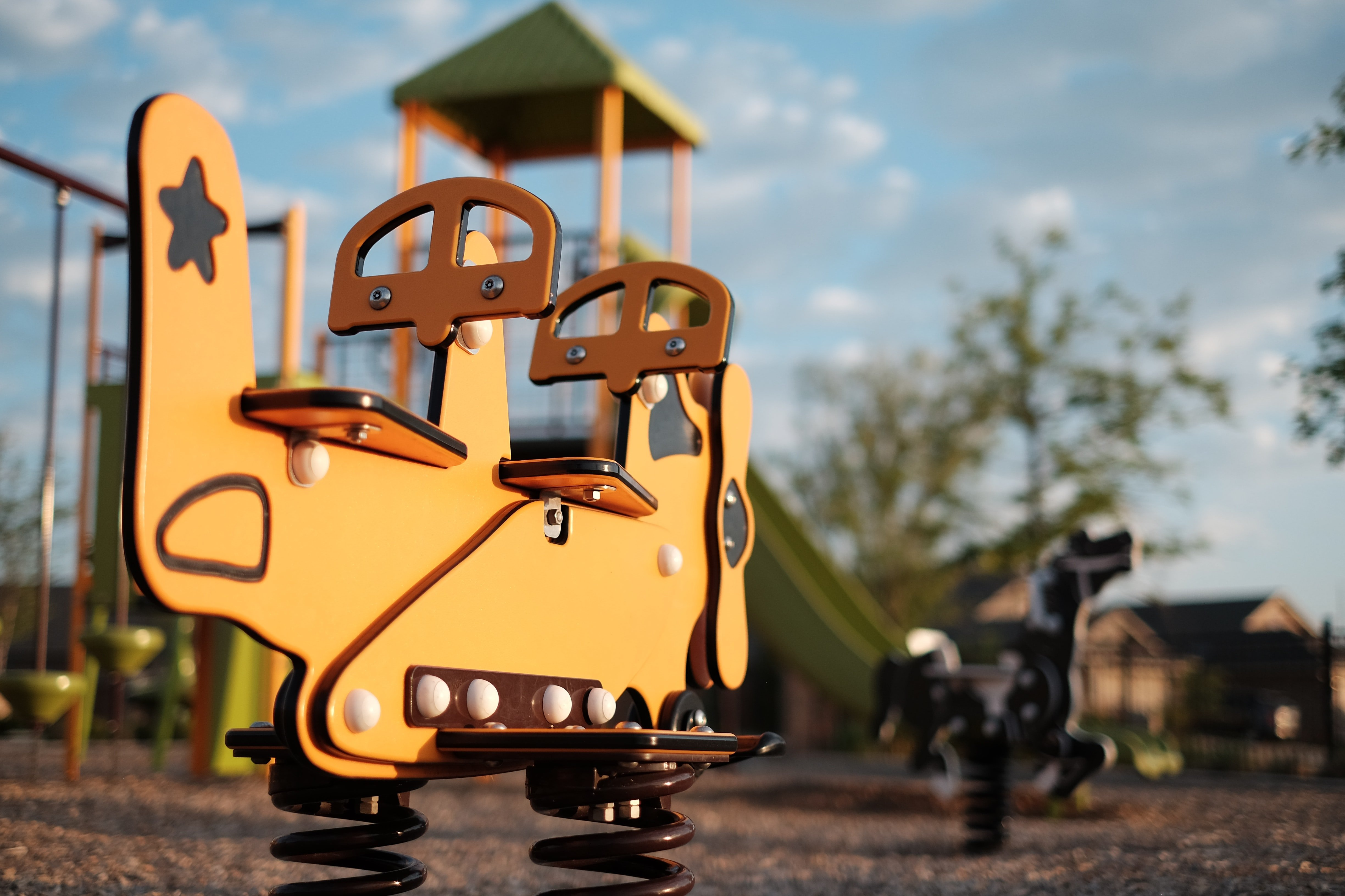 Churchich Recreation Age Inclusive Play Image of Playground